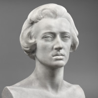 Rzeźba i medalierstwo w zbiorach obcych(1)